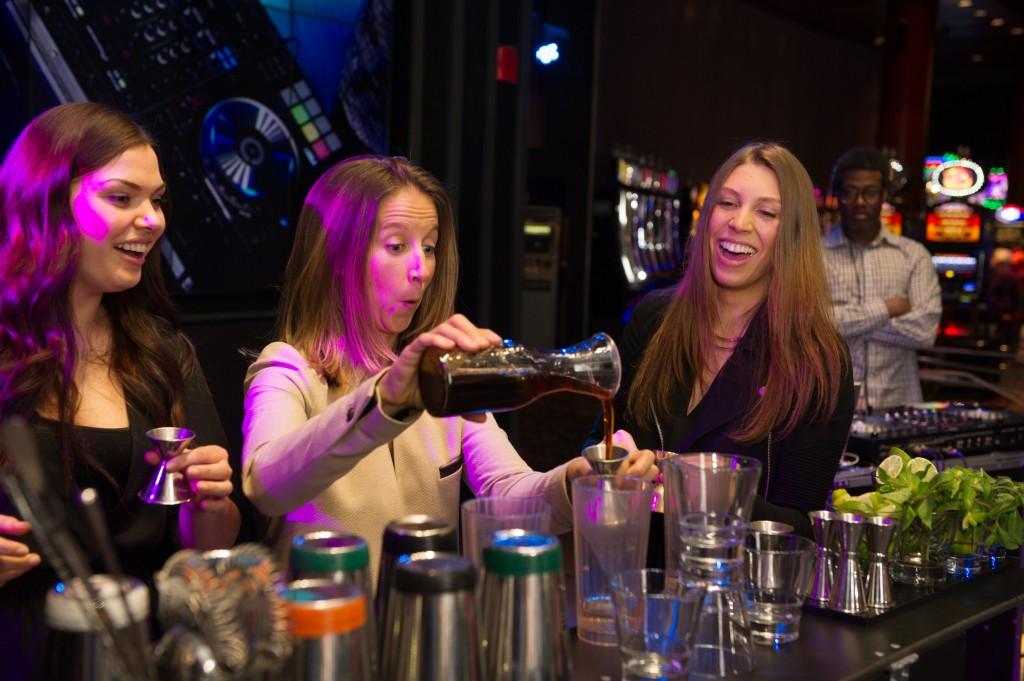 casino, capacabana, sucre , sirop d'érable, drink , fun , amis , montréal