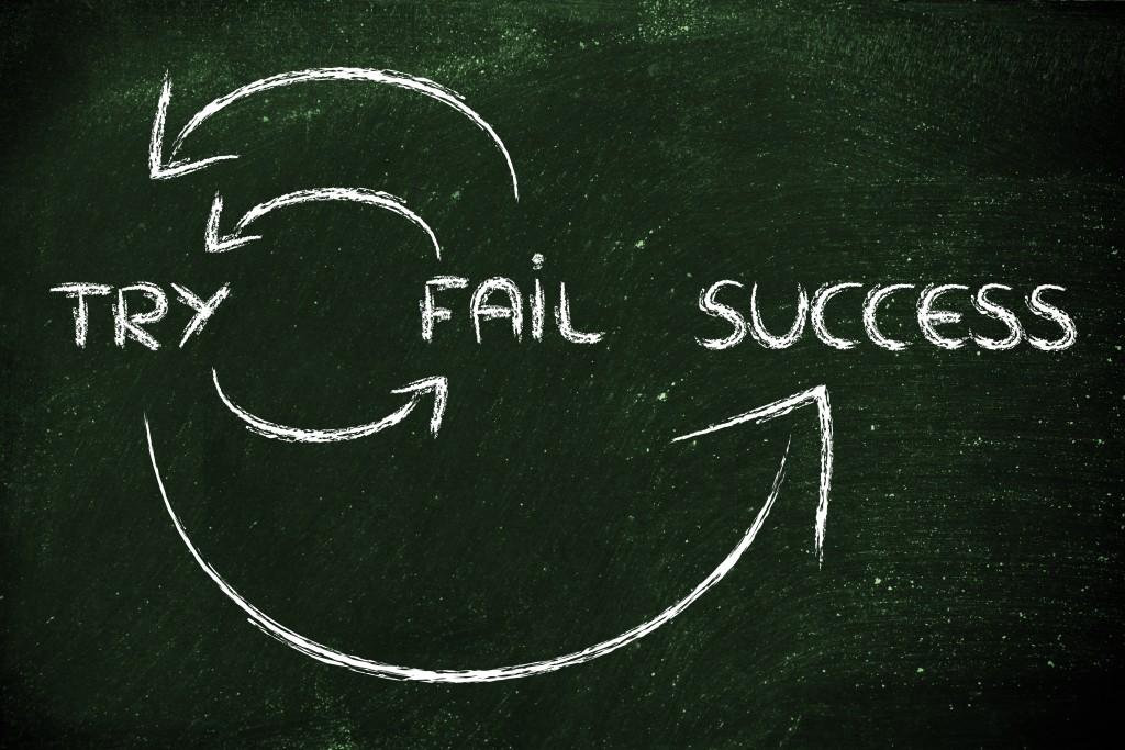 fail, succes , rêve , stress