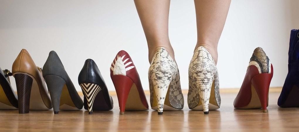 talon, haut, souliers, fashion, mode