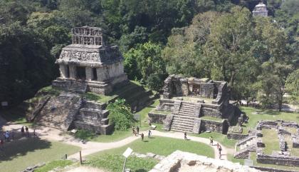 Voyage au Mexique: l'État du Chiapas