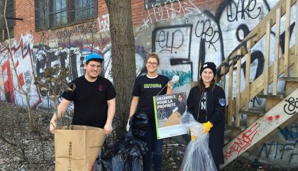Corvées de propreté 2016: pourquoi y participer?