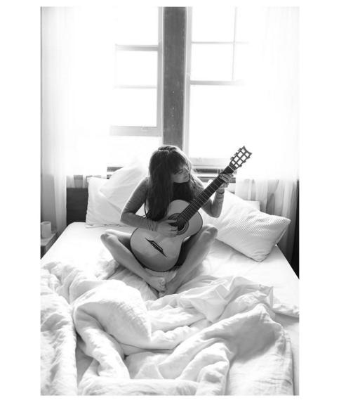 musique, folk, coeur, frisson
