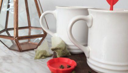 Un #TeaTox d'après-midi.