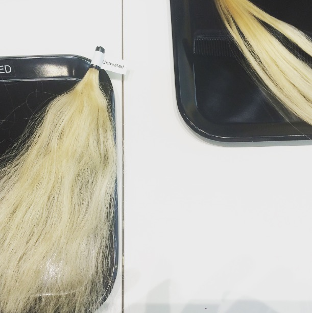 Toronto, Schwarzkopf, produits, cheveux, abîmés, Claudia Shiffer,