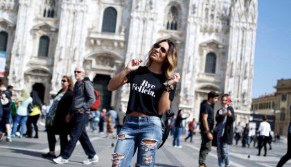 Look Cam: relax devant le Duomo