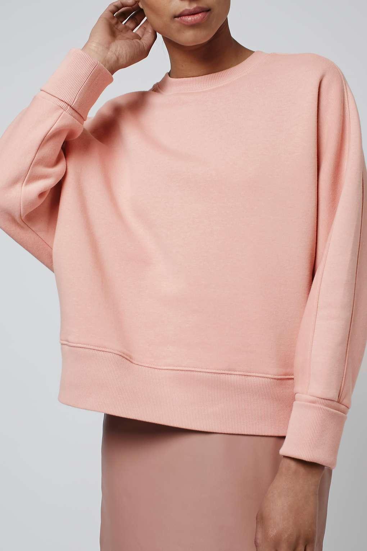 Pink Topshop fashion