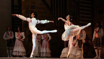 Soirée de première : Don Quixote par le Ballet Nacional de Cuba