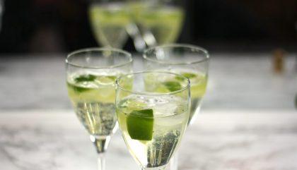 On joue aux barmen avec Martini!
