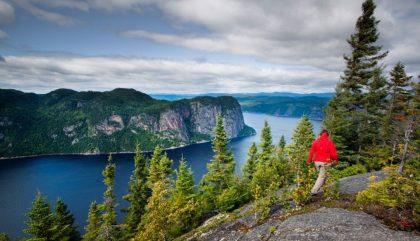 Partir à la découverte du Saguenay !