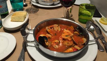 MKT: la gastronomie à l'italienne