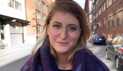 Les lunettes coquettes de Polette