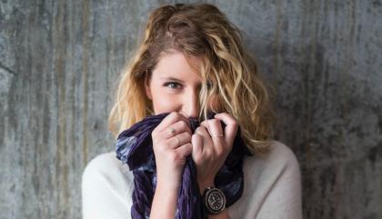 Foulards et montres: les deux seuls accessoires que je porte