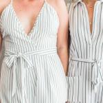 2 Ways to Wear Stripes