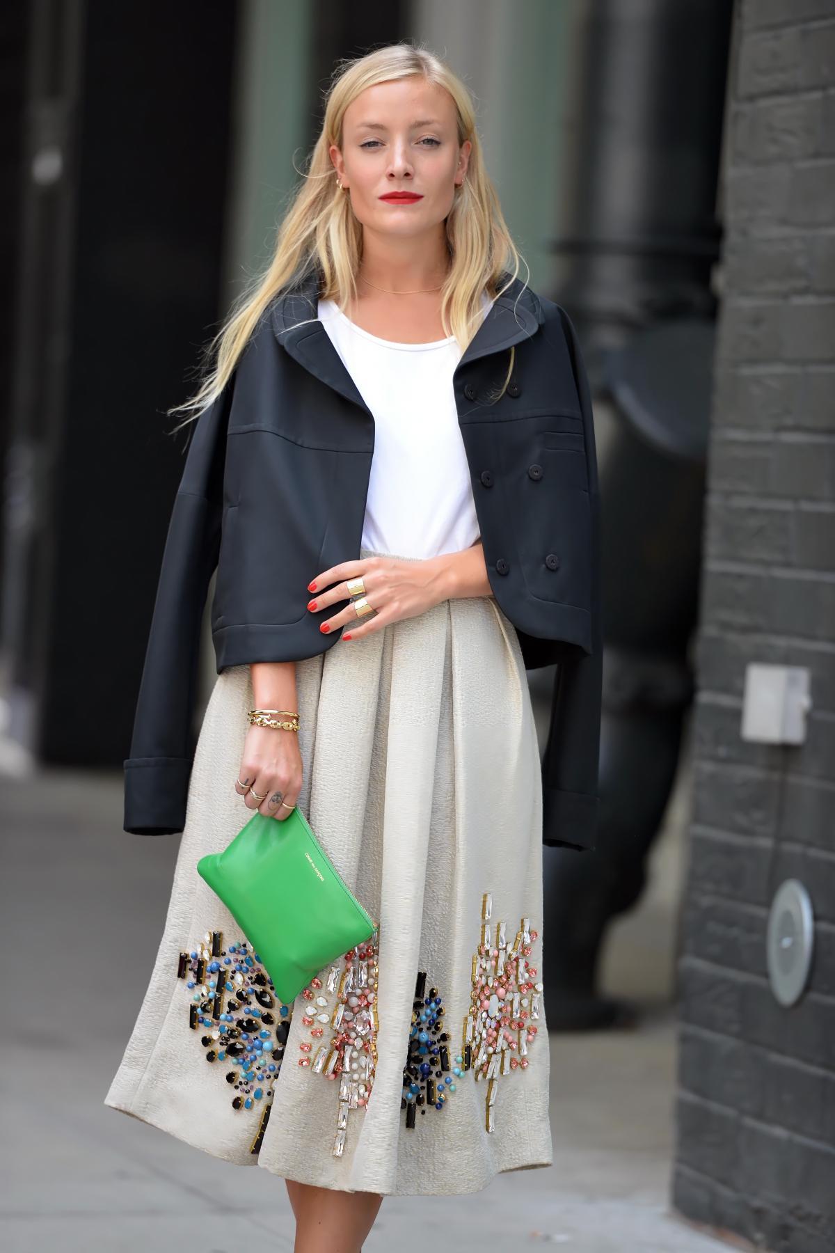 Nina Garcia s Best Style Tips - How to Dress Like a Fashion Editor 43