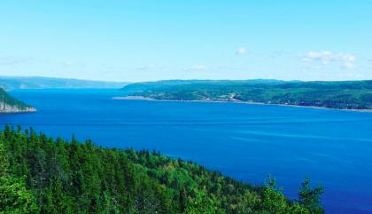 Une petite virée au Saguenay