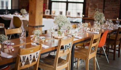 Top 5 des restaurants pour se marier à Montréal