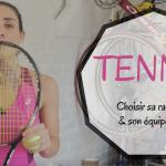 Capsule Sportium: On joue au tennis cette semaine!