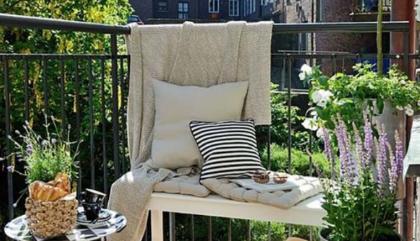 Inspiration mini terrasse