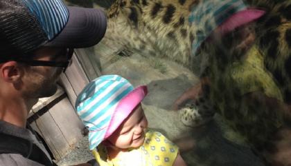 Au zoo en famille!