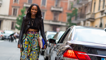 « It Girl » de la semaine: Shiona Turini
