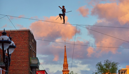 Montreal Has Gone Completely Circus!