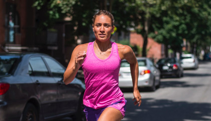 Running: Choosing Yourself Above Anything Else