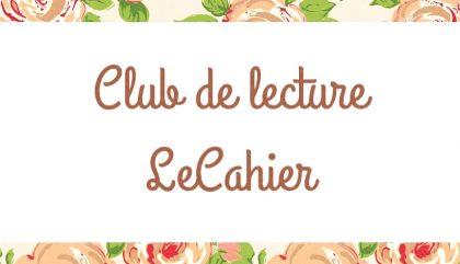 Club de lecture Le Cahier: La femme qui fuit