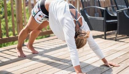 Comment j'ai commencé à aimer le yoga