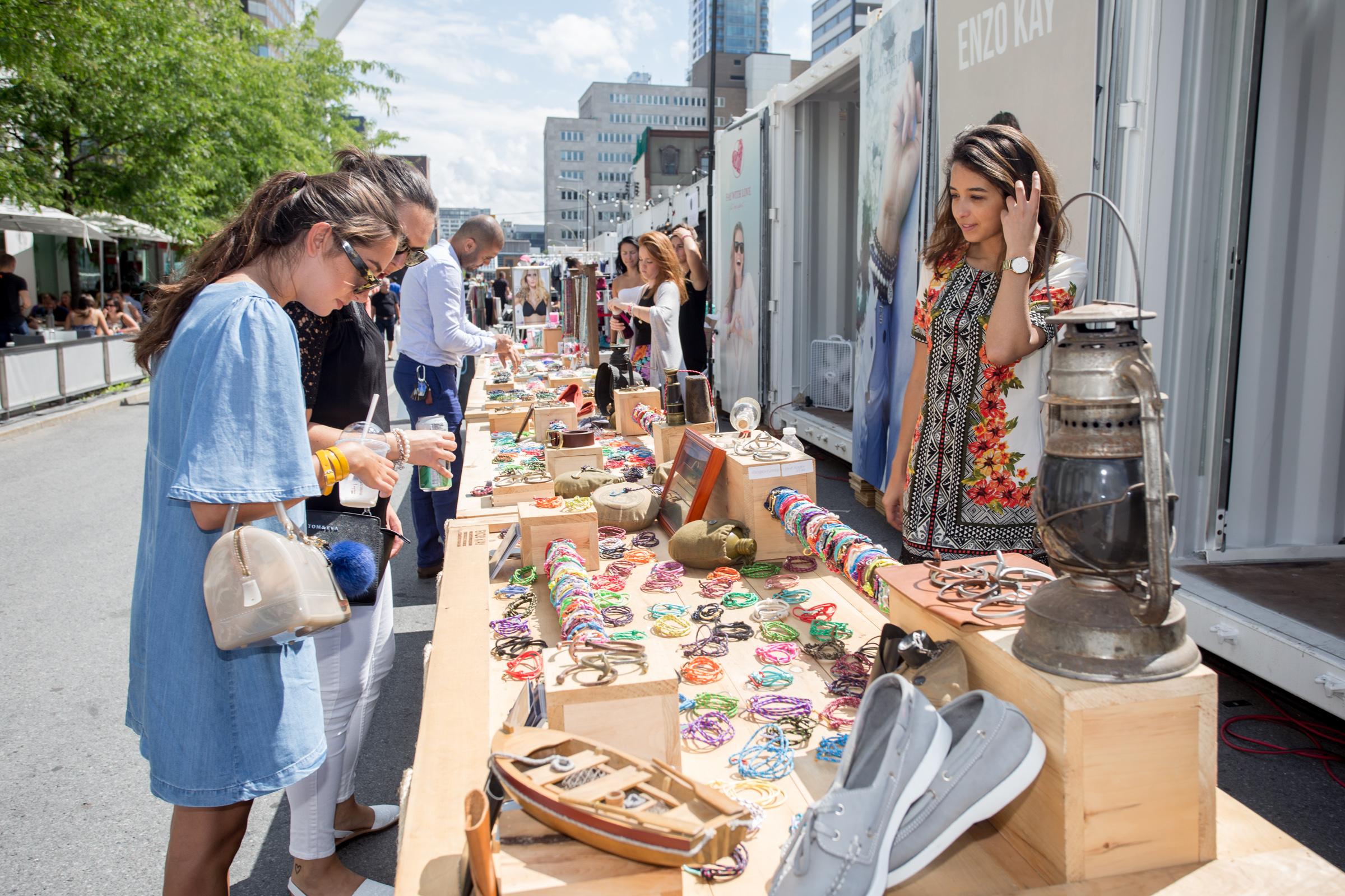 festival mode & design 2016, pop-up boutiques, montréal