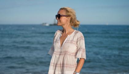 « It Girl » de la semaine: Sofi Fahrman
