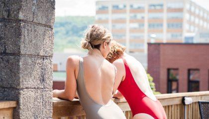 SANDE Swimwear: un maillot qui s'adapte à toi