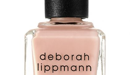 nail polish, vernis à ongle, naked, deborah lippmann