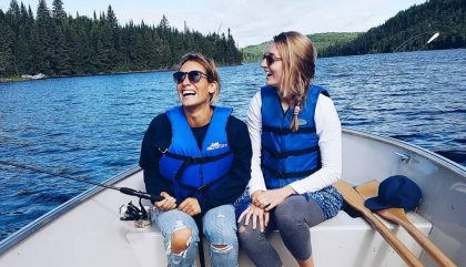 Pêcher à la SEPAQ: relaxation garantie