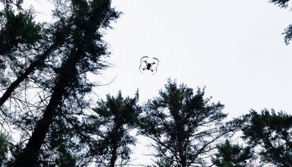 Camping et drone pour une fin de semaine parfaite!