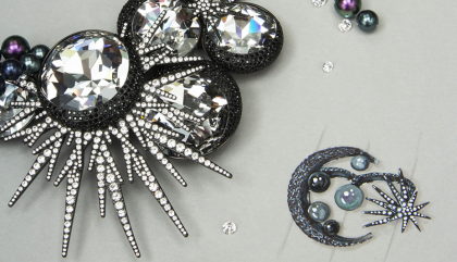 #BeBrilliant Inside and Out with Swarovski New Crystal Galaxy Collection