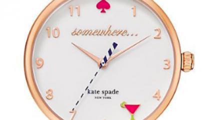 5 montres superbes pour être toujours à l'heure cet automne