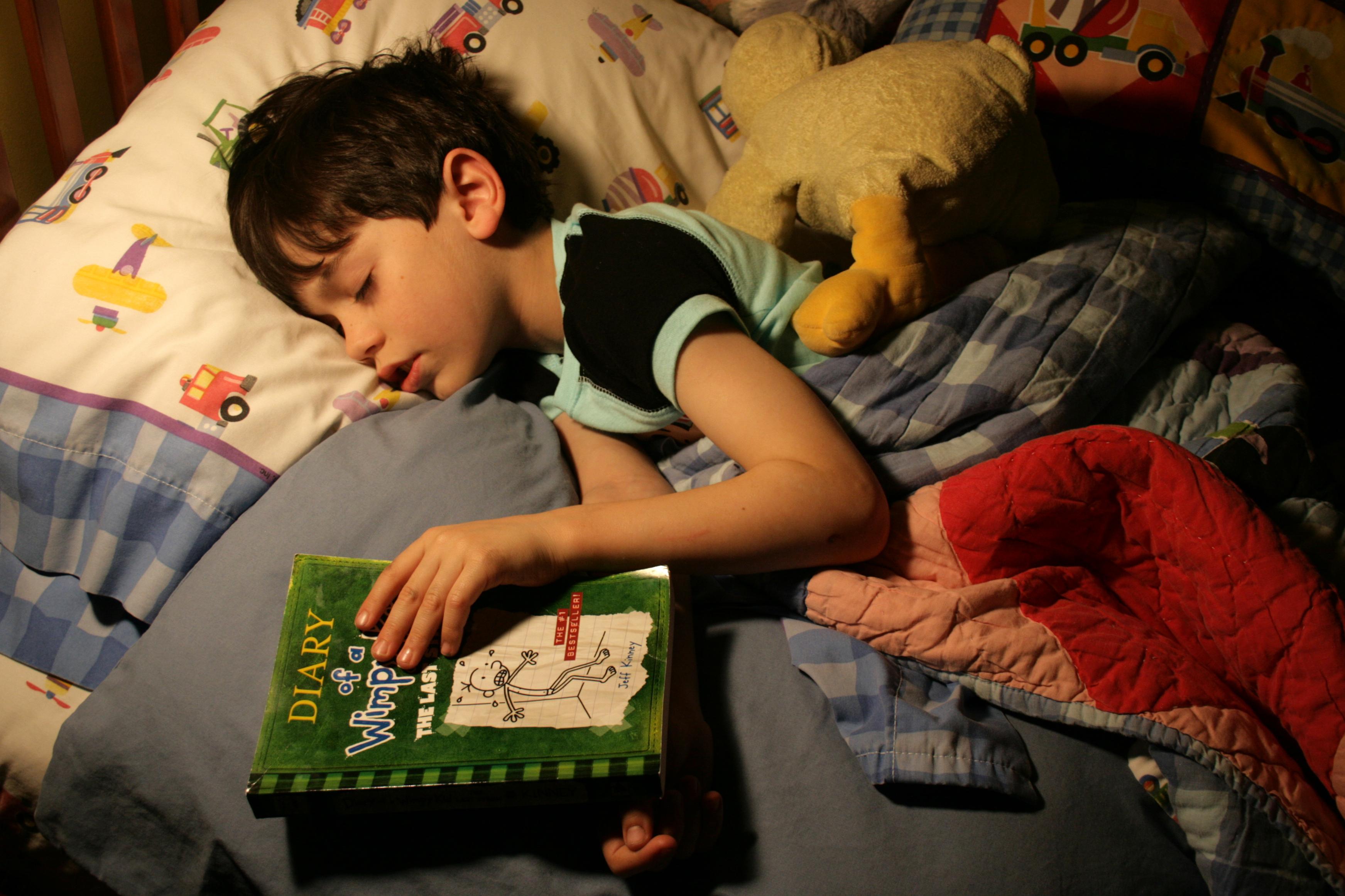Lire et dormir
