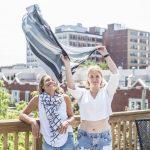 Nouveau projet: comment rocker les foulards Le Cahier