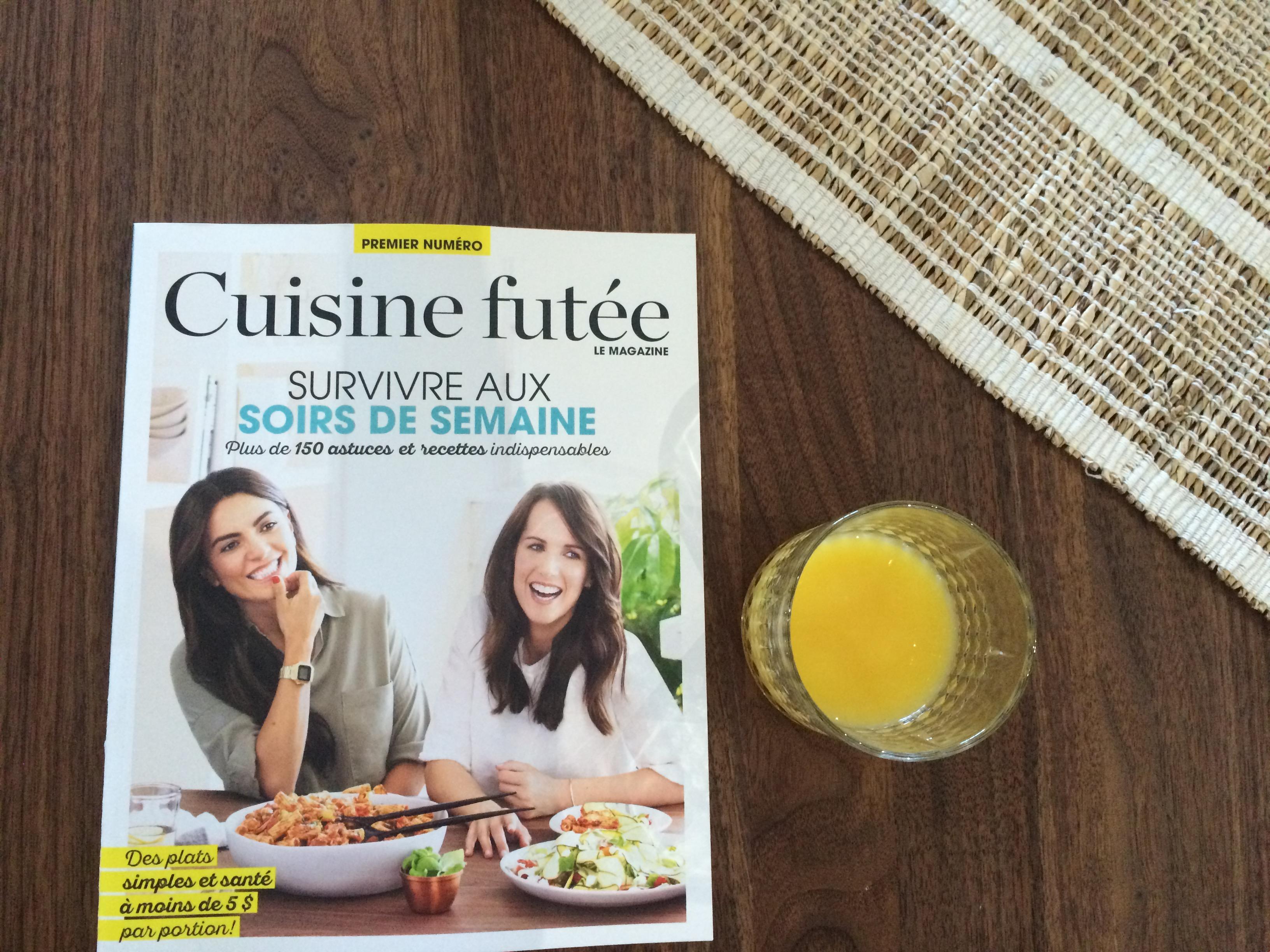 Cuisine Futee Pour Nous Sauver La Vie Le Cahier