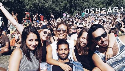 Look Cam: Parfaits looks de festival