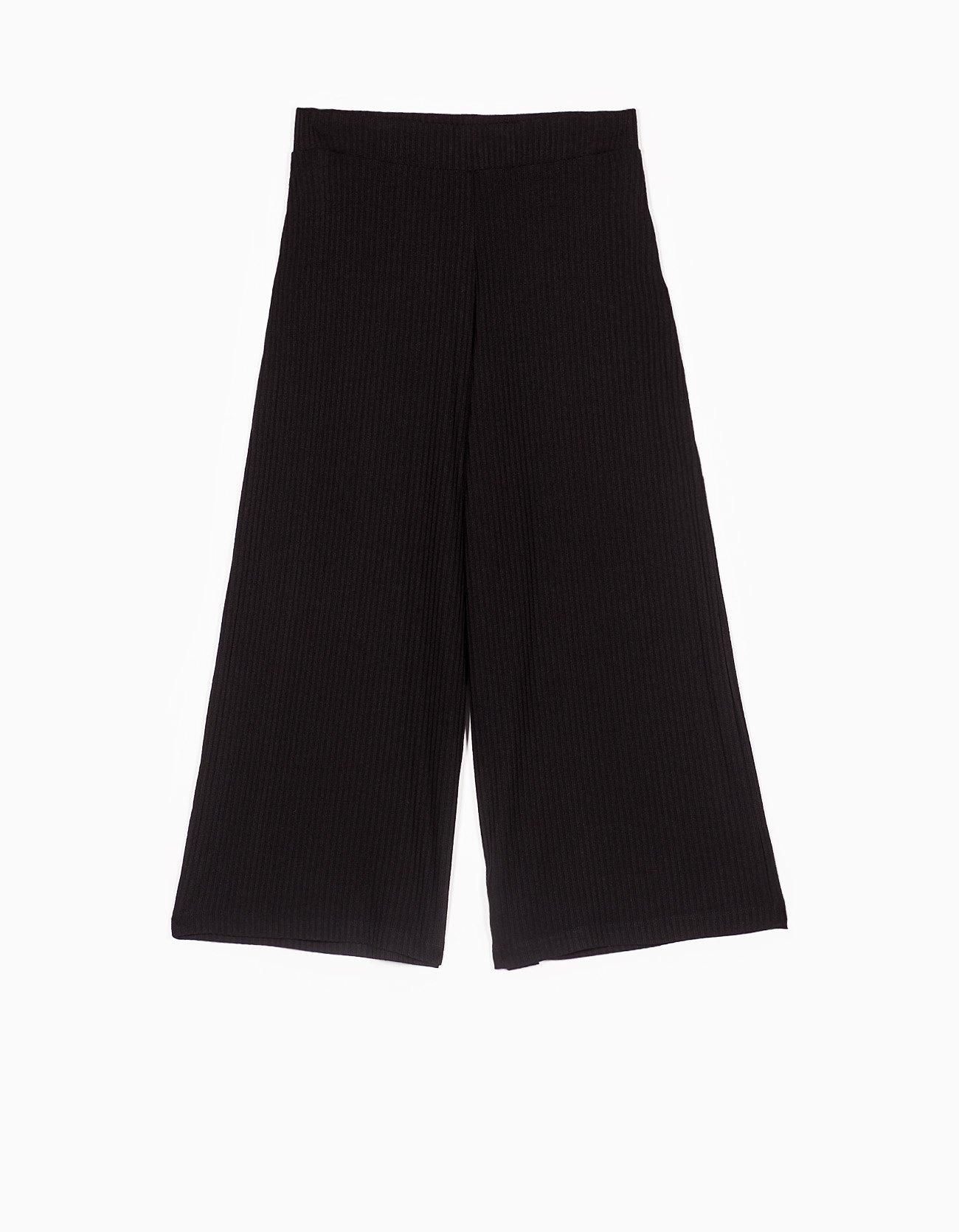 pantalons noirs