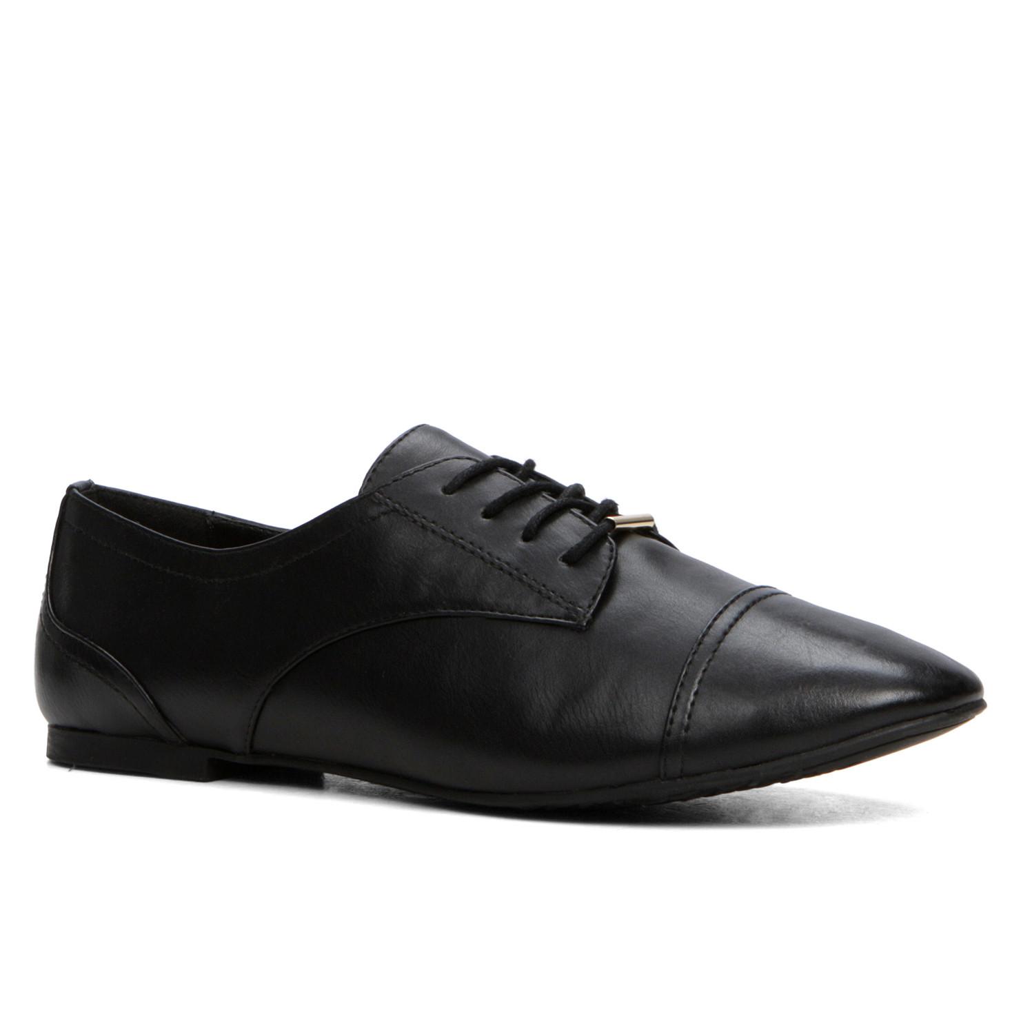 aldo souliers noirs