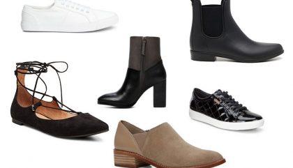 10 choix de souliers pour l'automne