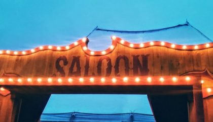Tite sortie au cirque à St-Tite !