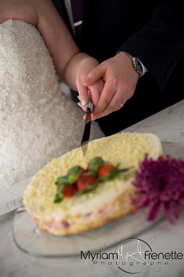 gâteau, mariage, robe