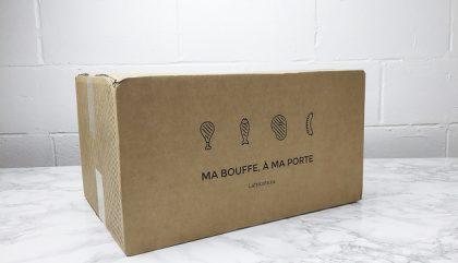 Des produits frais livrés à ta porte avec La Fricote