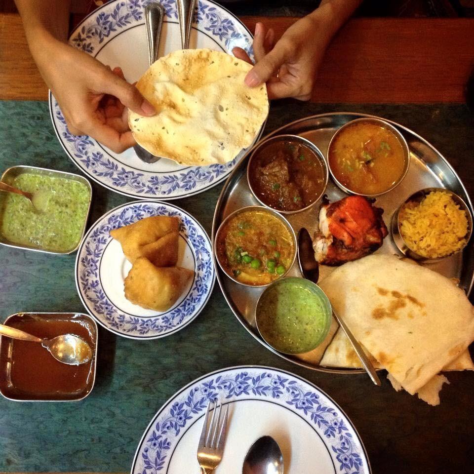 Restaurant Indien Bouffe