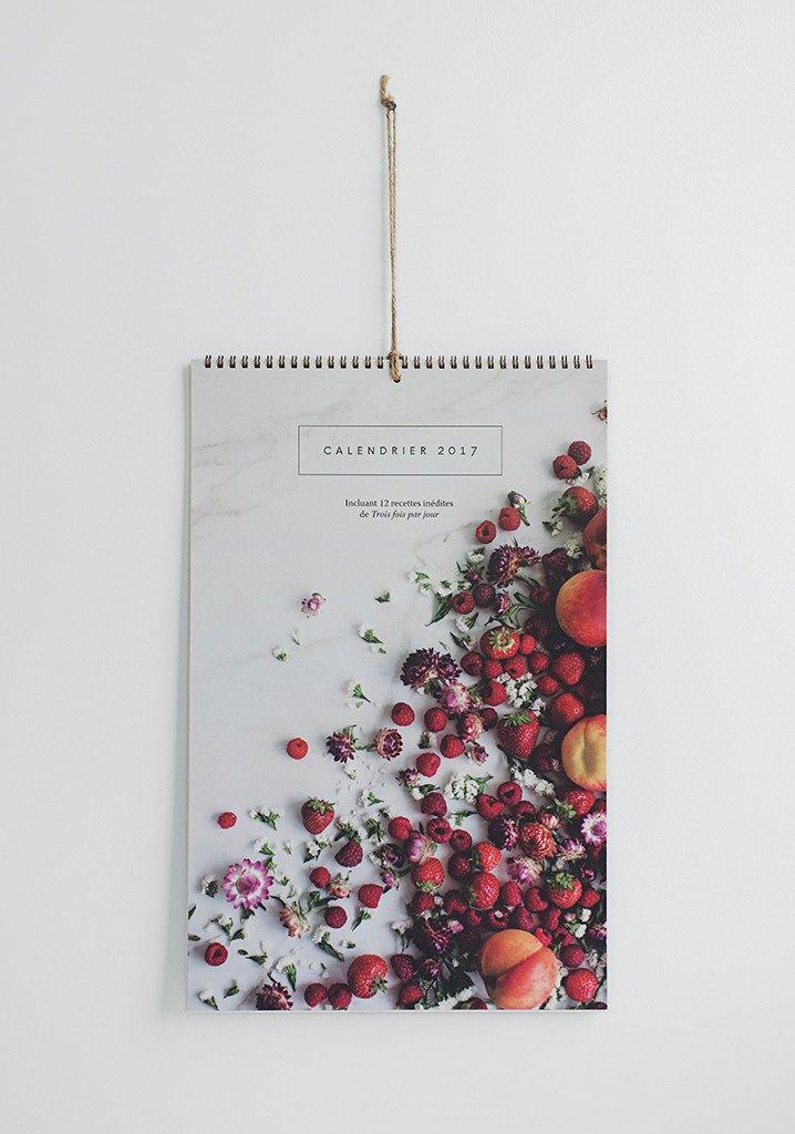 calendrier recette pratique calendar