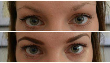 Cinq produits pour des sourcils parfaits