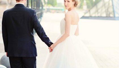 Mariage: Une robe blanche? Pas nécessairement!